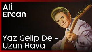 Ali Ercan - Yaz Gelipte - Uzun Hava (Official Audio)