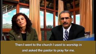 Afghan former Muslim in London accepts Lord Jesus and experiences a medical miracle!