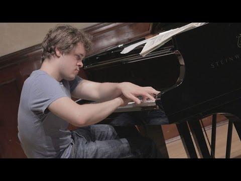 Benjamin Grosvenor plays Rameau, Bach-Busoni, Franck, Chopin, Granados - live 2015