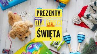 Prezentownik - zabawki dla dzieci na prezent