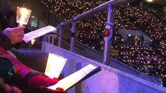 Weihnachtsingen 2019 im Aachener Tivoli