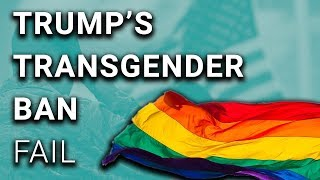Trump Transgender Military Ban Shut Down by Court