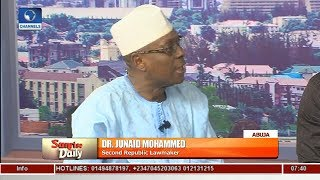 Keyamo Argues Buhari Govt Has Delivered As Ezekwesili, Mohammed Score APC Govt Low Pt.8