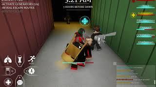 prima dell'alba: Redux metallo sedia gameplay (nuovi attrezzi) (Roblox)