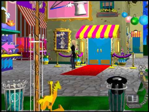 Детектив Барби/ Detective Barbie In The Mystery Of The Carnival Caper Pc Part 1