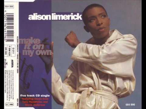Alison Limerick  Make It On My Own (radio Edit)  Youtube