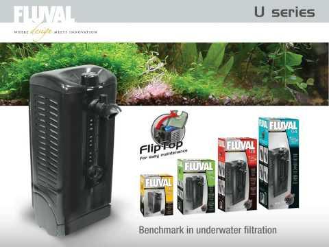 Fluval U-Series Underwater Aquarium Filters