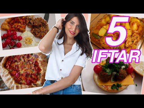ramadan-🕌|-5-recettes-d'iftar-simples,-delicieuses-et-rapides!