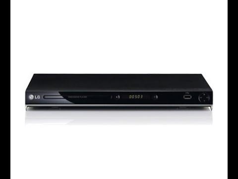 LG DVD Player DVX552H