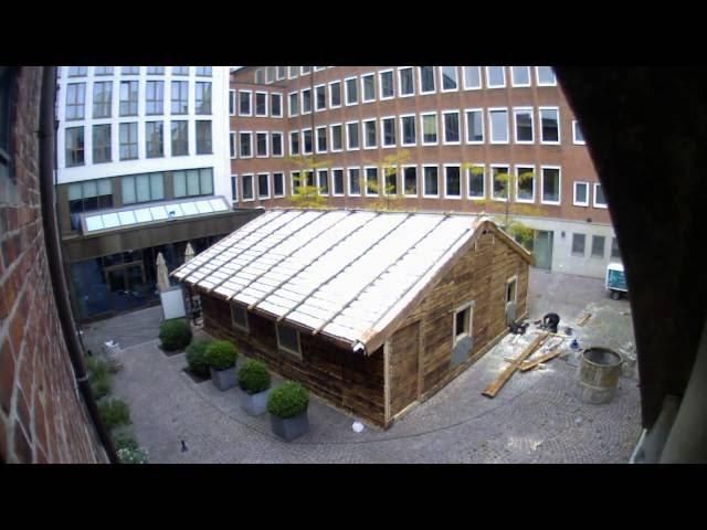 Bauhaus gartenhaus mit aufbau gartenhaus mit zwischen for Bauhaus gartenhaus angebot