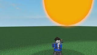 ROBLOX SCRIPT SHOWCASE: Deadly Laser Sun V3