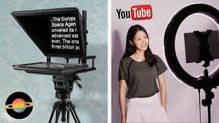 10 gadżetów, z których korzystają najlepsi youtuberzy
