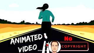 Free Animated Music Video Copyright Free Visuals No Copyright