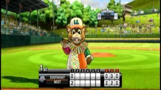 Little League® World Series Baseball 2009 (Nintendo Wii) - World Series Semifinals - Part 1