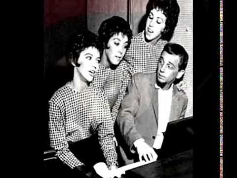 The Paris Sisters - I Love How You Love Me - 1961 45rpm