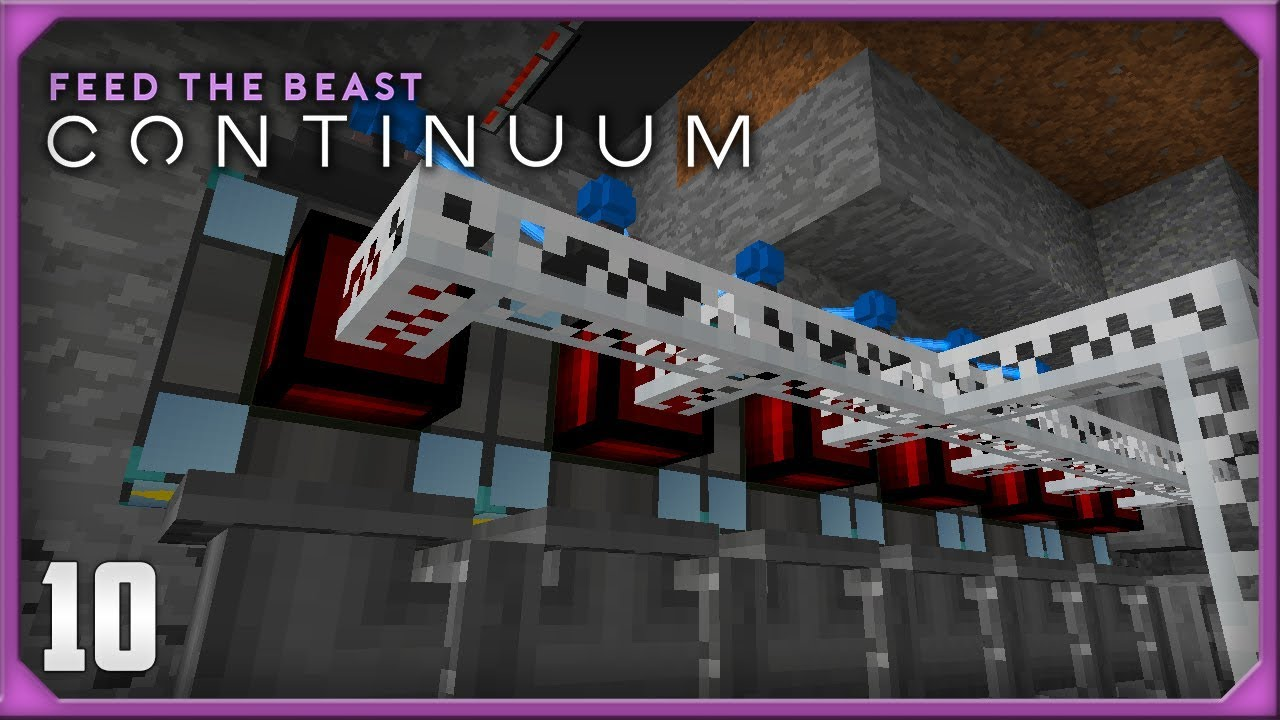 FTB Continuum EP10 Thermal Refined Fuel Power!