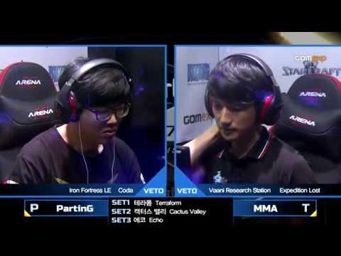 #30 MMA vs #4 PartinG