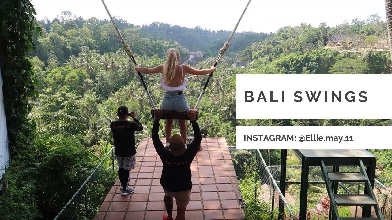 Bali Swings Ubud Youtube