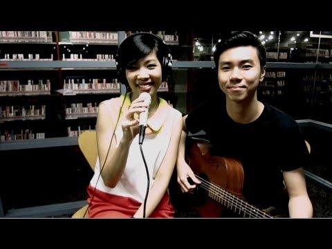Wo Yuan Yi 我愿意 by Sarah Cheng-De Winne 郑雪梅 feat. Nigel Goh (Faye Wong Cover)