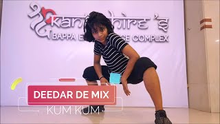 Deedar De mix new dance choreography by shreekant ahire artist kum kum
