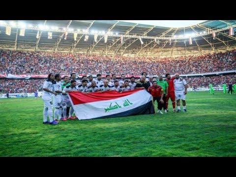 اتصال هاتفي | الفيفا يعلن رفع الحظر عن ملاعب العراق  - 18:23-2018 / 3 / 17