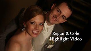 Regan & Cole Highlight Video -Wichita Kansas Wedding Videographer