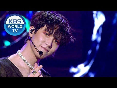 KIM DONG HAN (김동한) - SUNSET [Music Bank / 2018.07.13]