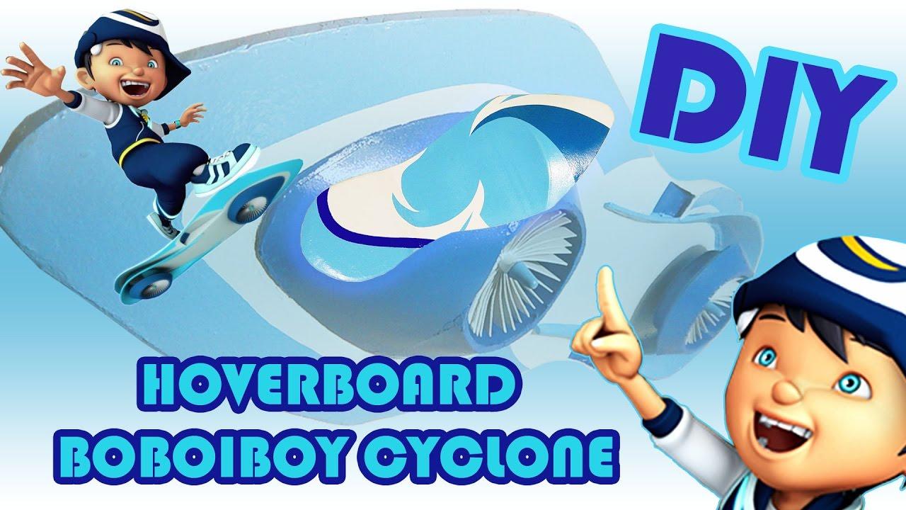 Download HOVERBOARD BOBOIBOY CYCLONE! TERBAIK!!!