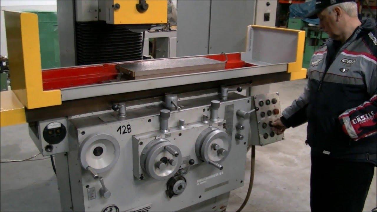 Nowoczesna architektura Szlifierka magnesowa JOTES SPA 25/63 - YouTube GA26