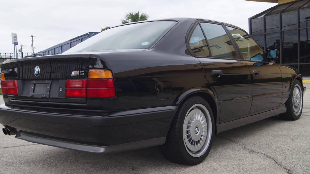 2016 Bmw M5 >> 1991 BMW m5 e34 - YouTube