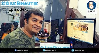 Ask Bhautik Episode 3 (Hindi) | Digital Marketing Q & A | Bhautik Sheth