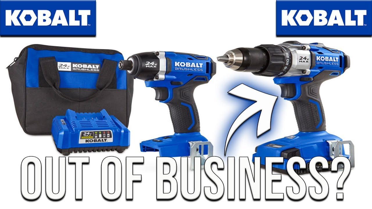Kobalt Tools Review >> Kobalt Tools Going Out Of Business