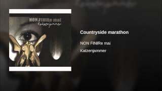 Countryside marathon