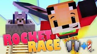 Minecraft Survival | ROCKET POWERED ELYTRA | Foxy's Survival World [104]