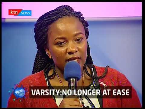 Varsity: No longer at ease- Youth cafe