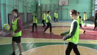 Проект урока Футбол