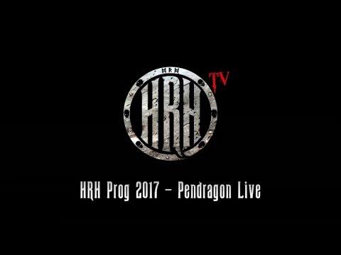 HRH TV - Pendragon - Live @ HRH PROG V