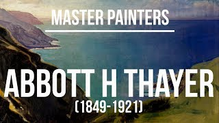 Abbott Handerson Thayer (1849-1921) A collection of paintings 4K Ultra HD