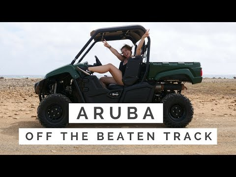 ARUBA - Off the beaten track