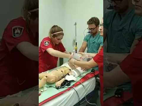 Respiratory Therapy Live Classroom Simulation
