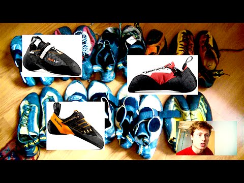 Complete Guide for Vegan Climbing Shoes.
