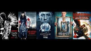 Lo nuevo en Netflix: Death Note/Gotham/ Big Eyes y más!