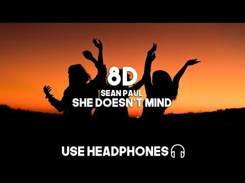 Sean Paul - She Doesn't Mind (8D Audio)