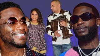 WHAT CLUB? Gucci Mane Disses Angela Yee & Says He Gonna Smack Dj Envy To Charlamagne Face!| FERRO
