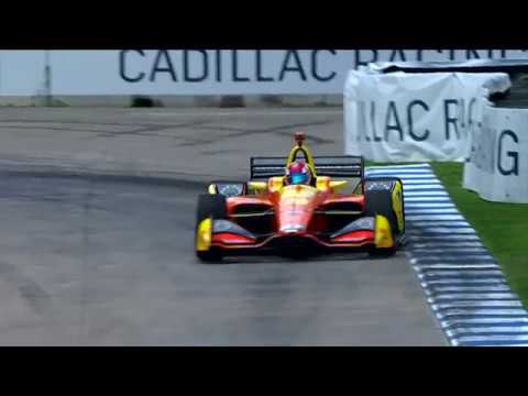 HIGHLIGHTS: 2018 Chevrolet Detroit Grand Prix presented by Lear Practice 1 & 2