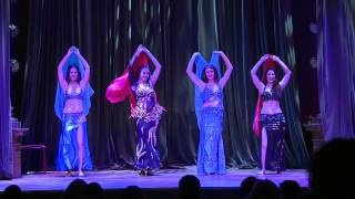 Arabian Nights Raks Jamila Choreo by Lena Helt