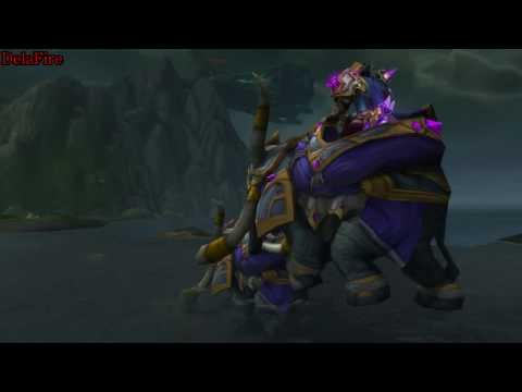 World of Warcraft: Legion -  Мы - охотники за сокровищами