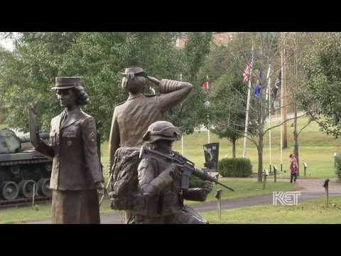 Honoring Female Vets | Kentucky Life | KET