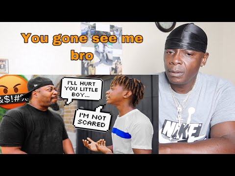 Download THE PRINCE FAMILY MY STEP DAD CONFRONTS MY 13 YEAR OLD BROTHER DARION ABOUT HIS CRUSH(NOW IM PI$$ED)