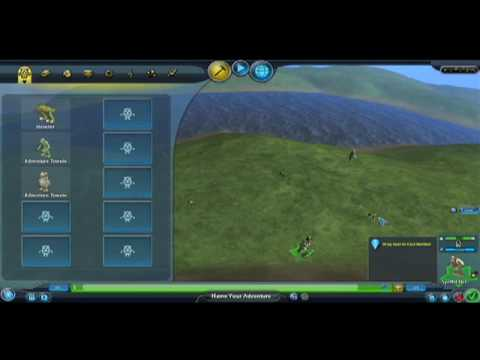 Spore Galactic Adventures Tutorial - Intermediate